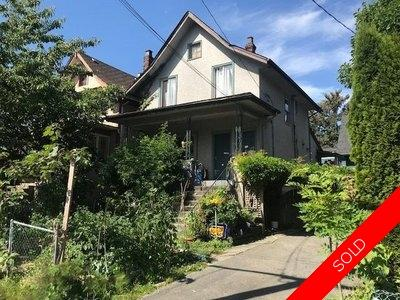 Grandview VE Residential Detached for sale:  4 bedroom  (Listed 2019-11-25)