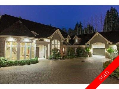 West Vancouver Residential Detached:  7 bedroom