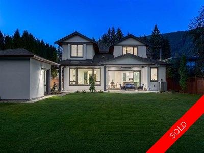 North Vancouver Residential Detached for sale:  5 bedroom  (Listed 2019-11-12)