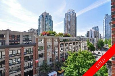 Yaletown Penthouse for sale:  2 bedroom  (Listed 2019-11-25)